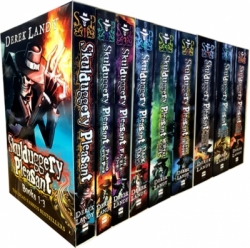 Skulduggery Pleasant 9 Books Set Collection (Series 1, to 3) Photo