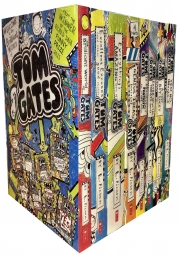 Tom Gates Books Collection By Liz Pichon 8 Books Pack Set by Liz Pichon