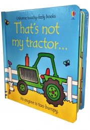 Thats Not My Tractor (Touchy-Feely Board Books) Photo