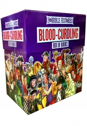 Horrible Histories Blood Curdling Collection 20 Books Box Gift Set