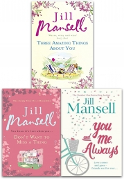 Jill Mansell Collection 3 Books Collection Set Pack Bestseller Photo