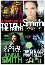 Anna Smith Collection Rosie Gilmour Series 4 Books Set by Anna Smith