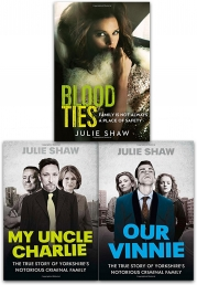 Julie Shaw Tales of the Notorious Hudson Family 3 Books Collection Set by Julie Shaw