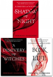 All Souls Trilogy Deborah Harkness Collection 3 Books Set Photo