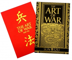 The Art of War Book Deluxe Special Gift Slipcase Hardback Box Set Ver - Sun Tzu Photo
