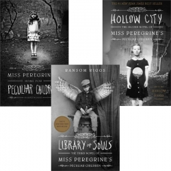 Miss Peregrines Peculiar Children Collection Ransom Riggs 3 Books  Set by Ransom Riggs