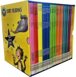 Start Reading Collection 52 Books Box Set by Various