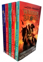 Michelle Paver's Gods and Warriors Collection 5 Books Set Photo