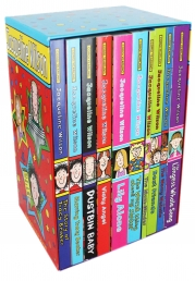 Jacqueline Wilson Collection 10 Books Box Set by Jacqueline Wilson