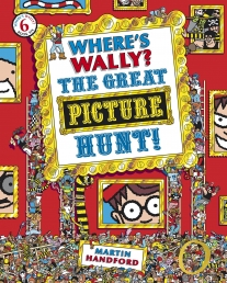 Where's Wally? The Great Picture Hunt Photo