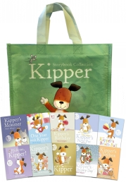 Kipper Collection 10 Books Set in a Bag by Mick Inkpen Photo