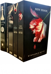 Stephenie Meyer Twilight Saga Collection 5 Books Set Photo