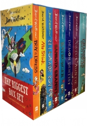 The World of David Walliams: The Biggest Box Set Photo
