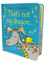 Thats Not My Dragon (Touchy-Feely Board Books) Photo