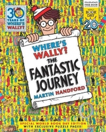 Where's Wally? The Fantastic Journey World Book Day Photo