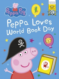 Peppa Pig - Peppa Loves World Book Day 2017 Photo