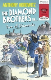 Diamond Brothers: Two of Diamonds World Book Day Photo