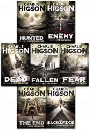 Charlie Higson the Enemy Series Collection 7 Books Photo