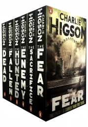 Charlie Higson The Enemy Series 6 Books Collection Set Photo