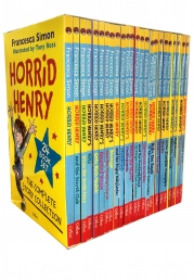Horrid Henry The Complete Story Collection 24 Books Box Set Photo