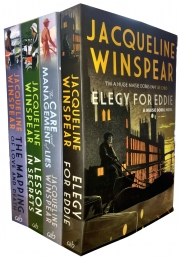Jacqueline Winspear A Maisie Dobbs Mystery Collection 4 Book Set by Jacqueline Winspear