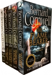 Bernard Cornwell Warrior Chronicles, The Last Kingdom Series 2 Books Set Collection Pack by Bernard Cornwell