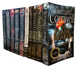 Bernard Cornwell The Last Kingdom Series 10 Books Collection Set Photo
