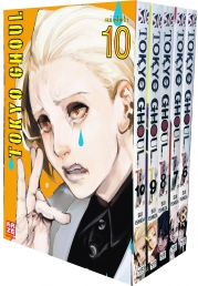Tokyo Ghoul Volume 6-10 Collection 5 Books Set (Series 2) Photo