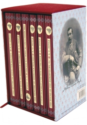 Sherlock Holmes 6 Books Collection Box Set Pack Photo