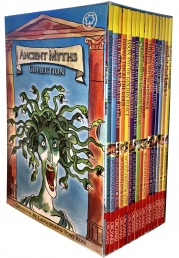 Ancient Myths Collection 16 Books Box Set Pack Photo