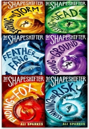 Ali Sparkes Shapeshifter Collection 6 Books Set Pack Photo