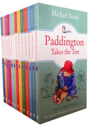 The Original Adventures of Paddington Bear Collection Michael Bond 13 Books Set by Michael Bond