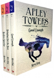 Apley Towers 3 Books Collection Set by Myra King Books 4-6 Restless Warrior Bringing Out the Best Good Enough Photo