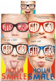 Holly Smale's Geek Girl Collection 5 Books Set Photo