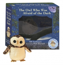 The Owl Who Was Afraid of the Dark Book and Plush Toy Gift Set by Jill Tomlinson Photo