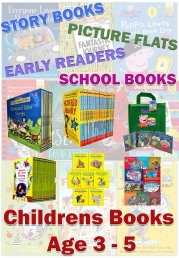 Snazal Children Books, Age 3, To Age 5, (kids books, story books, picture flats, Early Readers) by Books Age 3-5