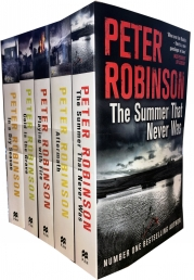 Peter Robinson The Inspector Banks Series 5 Books Collection Set - Series 2 Photo