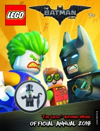 LEGO BATMAN MOVIE: Official Annual 2018 - FREE LEGO TOY Photo
