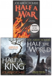 Shattered Sea Series 3 Books Collection Set by Joe Abercrombie Photo