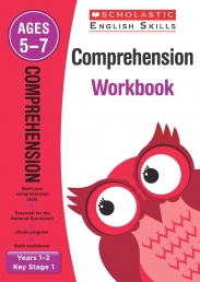 Comprehension Workbook (Years 1-2) (Scholastic English Skills) Photo
