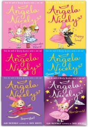 Angela Nicely Children Collection 6 Books Set Photo