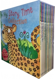 My Story Time Collection 20 Picture Books Box Set by Miles Kelly Photo