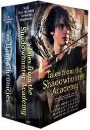 The Bane Chronicles Series 2 Books Collection Set (Tales from the Shadowhunter Academy, The Bane Chronicles) Photo