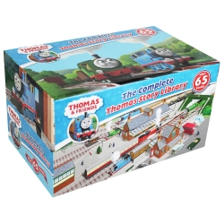 My Thomas Story Library The Complete Collection 65 Books Box Set Photo