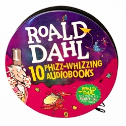 Roald Dahl Audio Collection in a Tin Photo