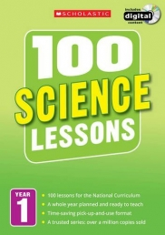 100 Science Lessons: Year 1 (100 Lessons - New Curriculum) Photo