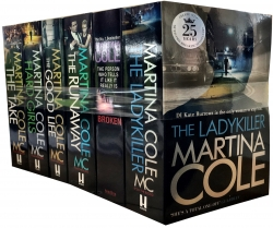 Martina Cole 6 Books Collection Set Series 1 Photo