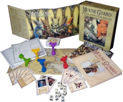 Mouse Guard Roleplaying Game Box Set, 2nd Ed Photo