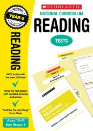 Reading Test - Year 6 (National Curriculum SATs Tests) By Catherine Casey Photo