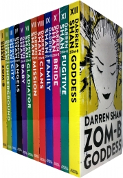Darren Shan Zom-B 12 Books Collection Set Photo